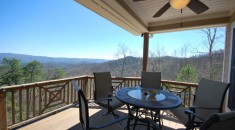 Eagle's Nest Brevard NC vacation rental home