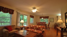 vacation rental homes WNC, Sherwood Forest rental home