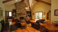 vacation rental Brevard WNC